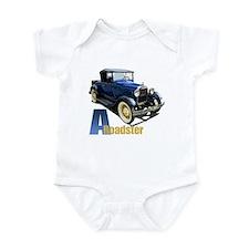 A Blue Roadster Infant Bodysuit