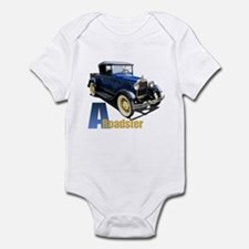 A Blue Roadster Infant Bodysuit