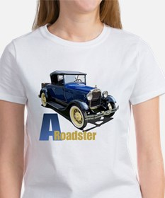 A Blue Roadster Tee