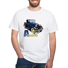A Blue Roadster Shirt