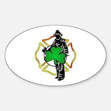 Irish Fire Symbols Decal