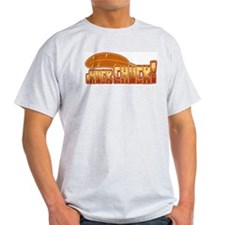 Enuck-Chuck! Ash Grey T-Shirt