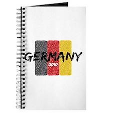 Germany Futbol 2010 Journal