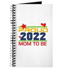 2012 Proud Mom to Be Journal