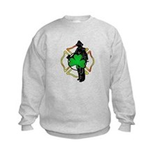 Irish Fire Symbols Sweatshirt