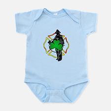Irish Fire Symbols Infant Bodysuit