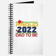 2016 Proud Dad to Be Journal