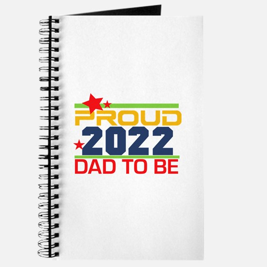 2017 Proud Dad to Be Journal