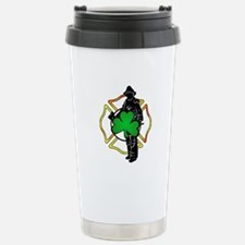 Irish Fire Symbols Travel Mug