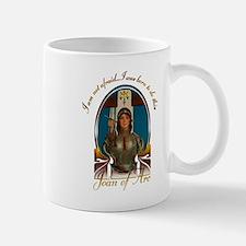 Joan of Arc Nouveau Mug