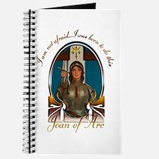 Joan of Arc Nouveau Journal