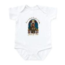 Joan of Arc Nouveau Infant Bodysuit
