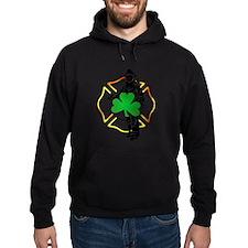 Irish Fire Symbols Hoodie