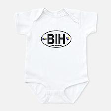 Bosnia-Herzegovina Infant Bodysuit