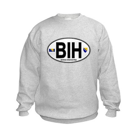 Bosnia-Herzegovina Kids Sweatshirt
