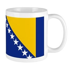 Bosnia and Herzegovina Flag Mug