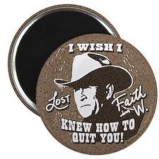 Brokeback Mountain Anti-Bush Magnet