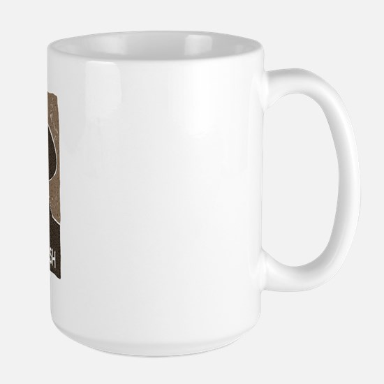 Brokeback Mountain Anti-Bush Large Mug