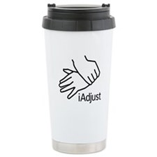 iAdjust - Chiro Hands Travel Mug