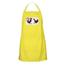 ROOSTER HEN Apron