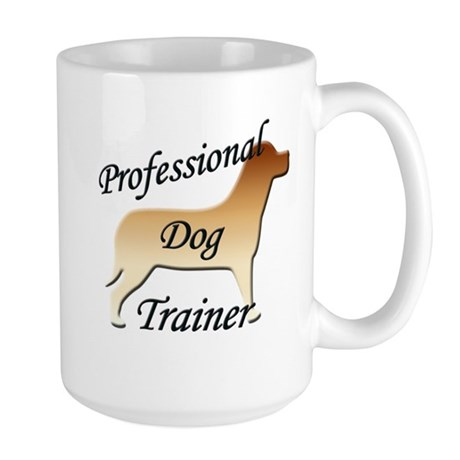 pro dog trainer copy Mugs