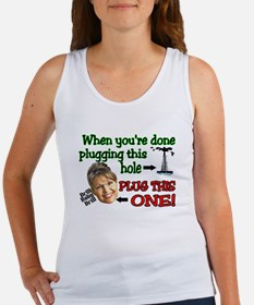 Funny Drill baby drill Women's Tank Top