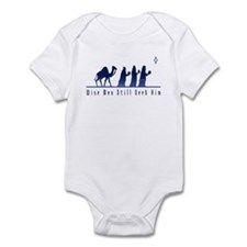 Wise Men Still Seek Him Infant Bodysuit