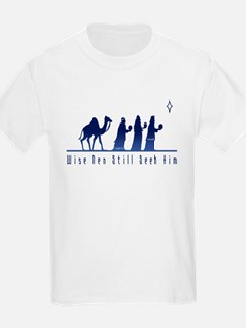 Wise Men Still Seek Him T-Shirt