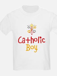 Catholic Boy T-Shirt