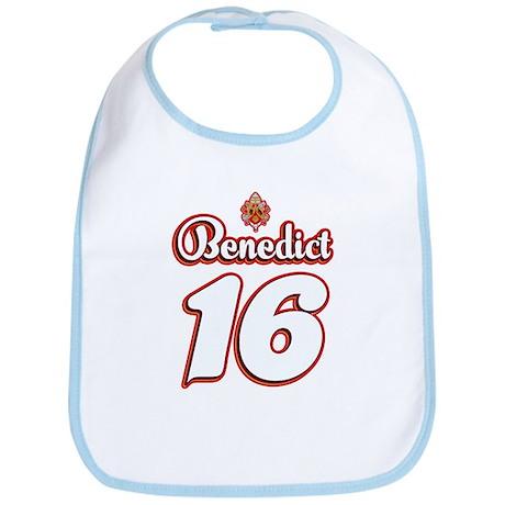 Benedict 16 Jersey Bib