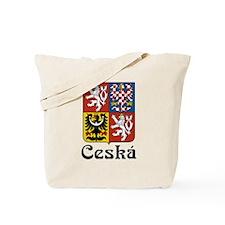Czech Tote Bag