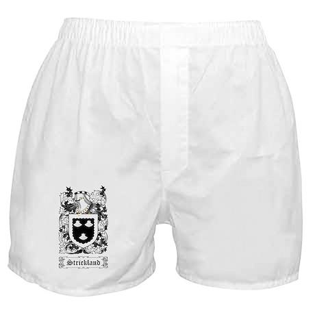Strickland Boxer Shorts