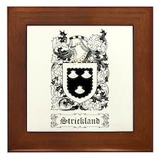 Strickland Framed Tile