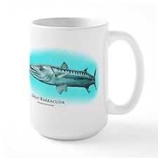 Great Barracuda Mug