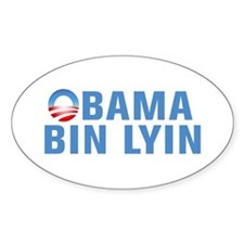 Anti Obama Decal