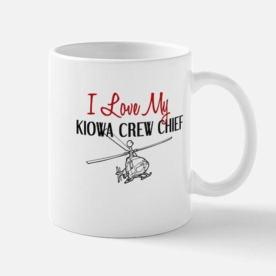 Kiowa Crew Chief Mug