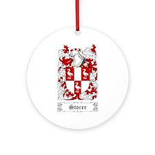Storer Ornament (Round)