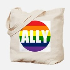 Cool Gay ally Tote Bag