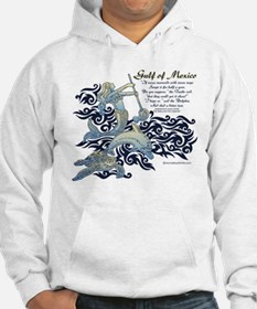 The Turtle and The Dolphin Hoodie