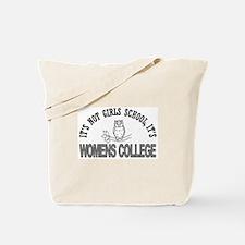 Women's College Tote Bag