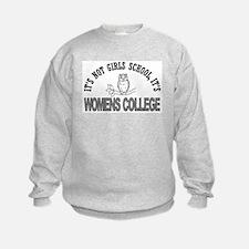 Women's College Sweatshirt