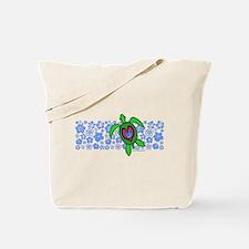 ILY Hawaii Turtle Tote Bag