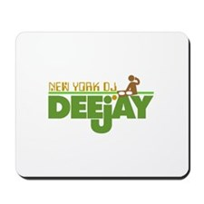 New York DJ Mousepad