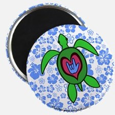 """ILY Hawaii Turtle 2.25"""" Magnet (10 pack)"""