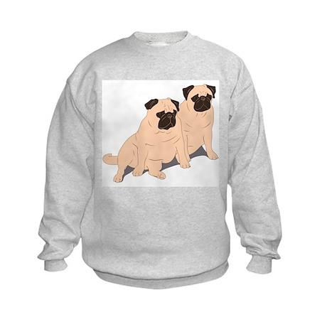 Pug Pals Kids Sweatshirt