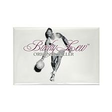 BUCKY LEW - Original Baller Rectangle Magnet