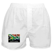 South Africa World Cup Boxer Shorts