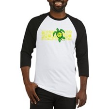 Hawaii Turtle Baseball Jersey