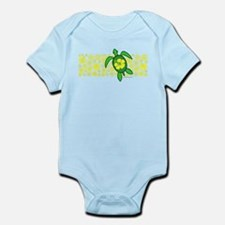 Hawaii Turtle Infant Bodysuit