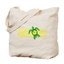 Hawaii Turtle Tote Bag